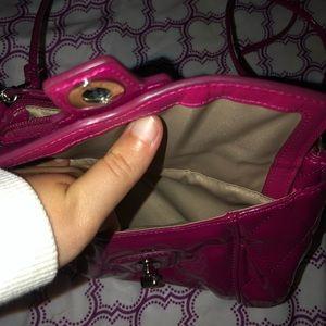 Coach Bags - Coach Heart Poppy Hot Pink Crossbody Bag